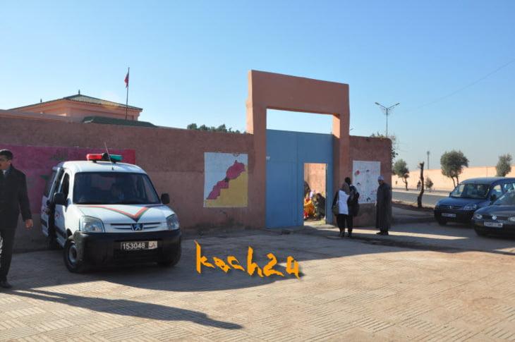 سكوب: مستوصف صحي يتعرض للسرقة بسيدي يوسف بن علي بمراكش + صورة حصرية