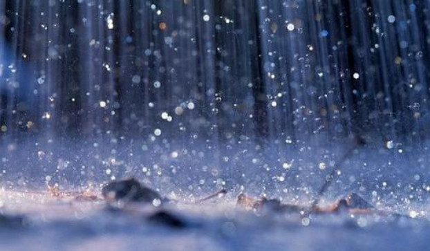مقاييس التساقطات المطرية المسجلة إلى غاية الساعة السادسة صباحا من يومه الإثنين