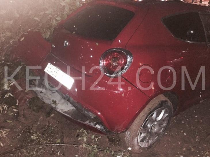 عاجل: حادثة سير خطيرة بشارع محمد السادس بمراكش + صور حصرية