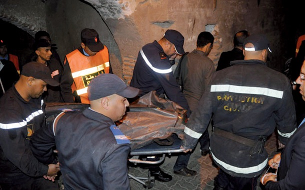 عاجل: العثور على جثة ثلاثيني قرب مطار مراكش المنارة + صورة
