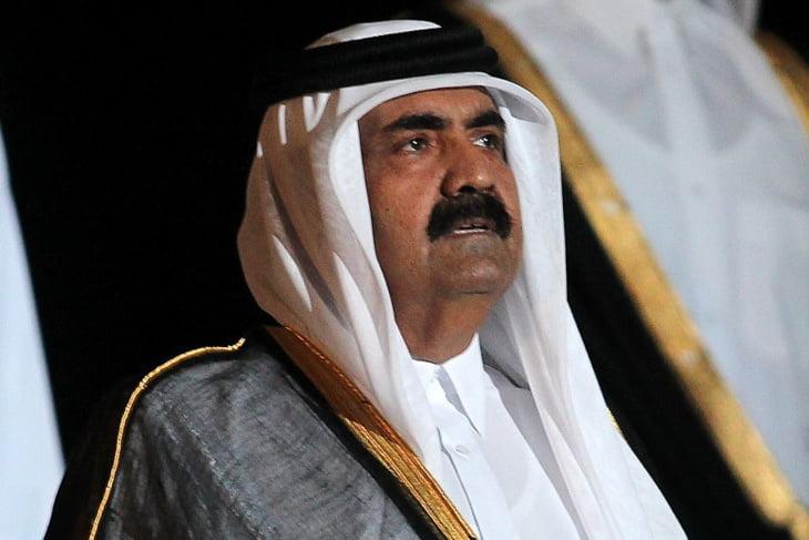 بعد مراكش .. أمير قطر السابق عاد الى بلاده و