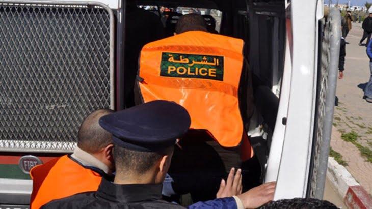 حصري: شخص مسلح ببندقية يستنفر أمن مراكش