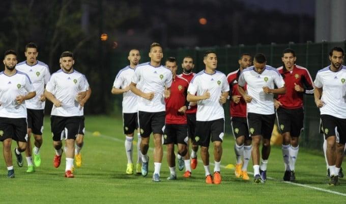"""المنتخب الوطني المغربي يتراجع برتبة واحدة في تصنيف """"الفيفا"""" الجديد"""