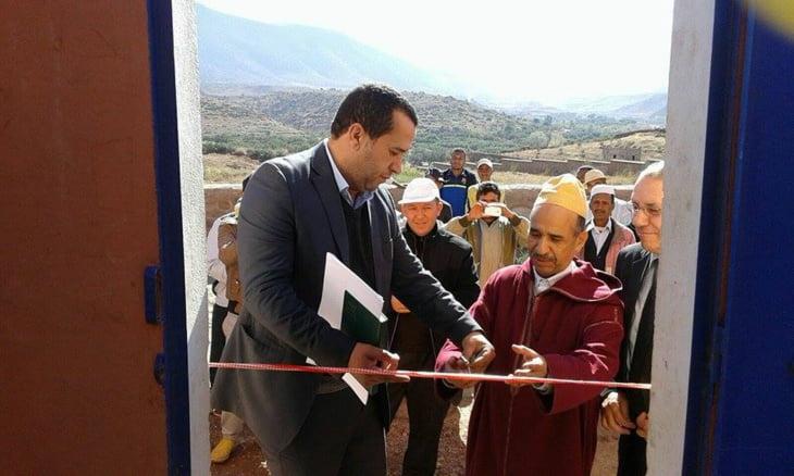 تدشين ملحق جماعي جديد بجماعة تزرات باقليم الحوز لتقريب الإدارة من المواطنين