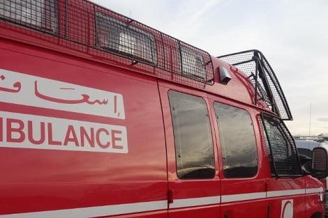 نقل مصور صحفي لقناة دولية إلى المستشفى الإقليمي لـ