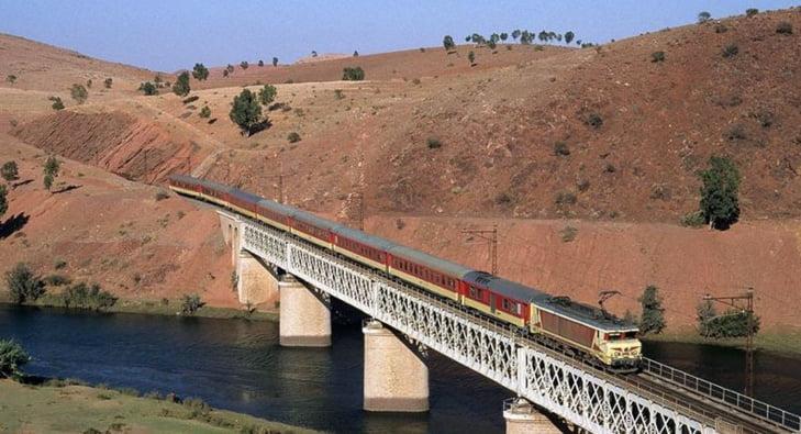 هذا هو برنامج سير القطارات بمناسبة ذكرى تقديم وثيقة الاستقلال
