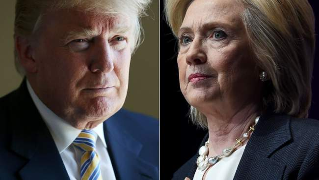 توقع فوز سهل لكلينتون على دونالد ترامب في الانتخابات الرئاسية الأمريكية