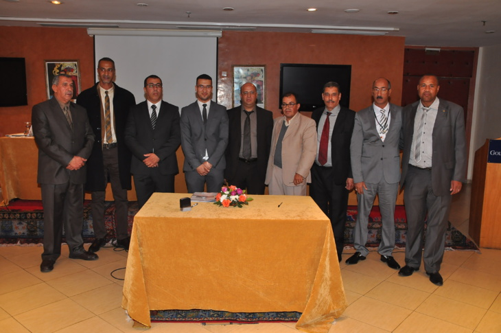 المجلس الجهوي للمفوضين القضائيين لمراكش يوقع اتفاقية نظام التقاعد مع شركة للتأمين