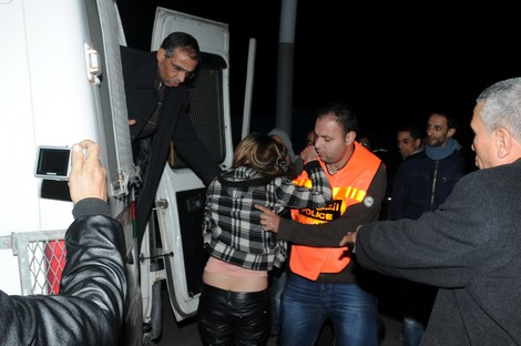 اعتقال قاصر هاربة من