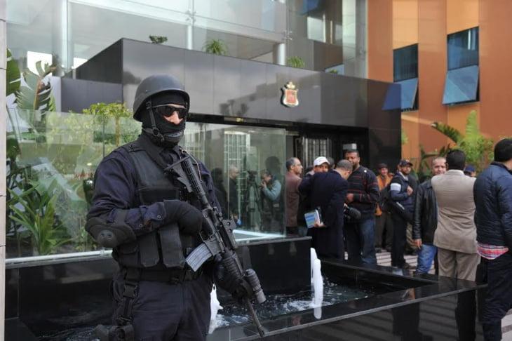 الشرطة القضائية تعتقل مهندسا حاول مغادرة القنيطرة للإلتحاق بـ