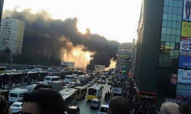 عاجل: انفجار يهز وسط اسطنبول و انباء عن سقوط ضحايا