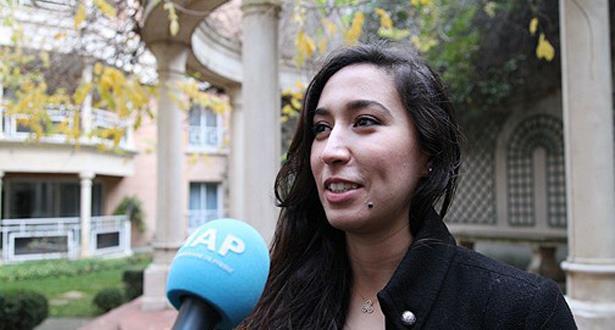 سمر بنعمرو مهندسة مغربية تتولى مسؤوليات هامة بشركة