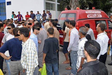 عاجل: مصرع عشريني إثر سقوطه من إحدى العمارات بسيدي يوسف بن علي بمراكش