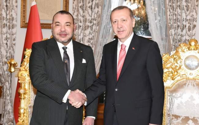 المملكة المغربية تدين بشدة التفجير الإرهابي الذي استهدف تركيا
