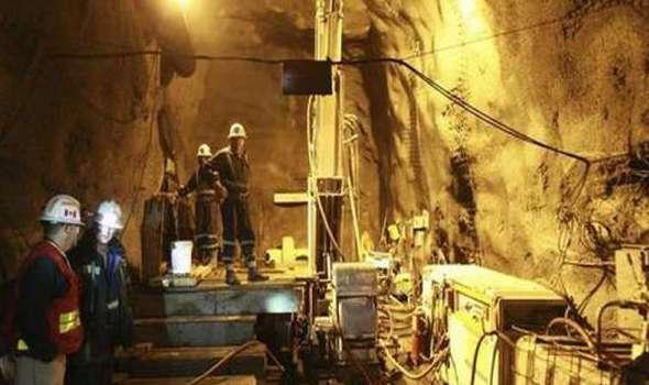 حصري: انتشال عامل حيا على عمق 500 متر من تحت الأنقاض بمنجم كماسة ضواحي مراكش