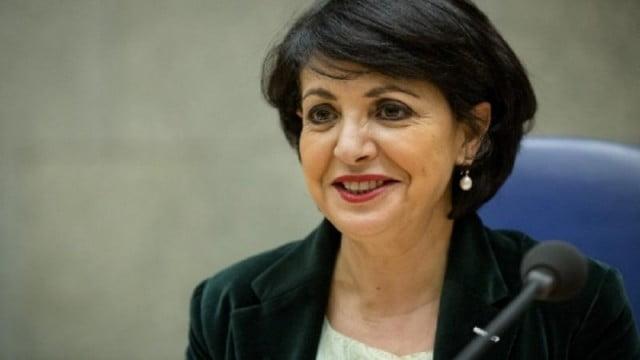انتخاب المغربية خديجة عريب رئيسة للبرلمان الهولندي في سابقة من نوعها