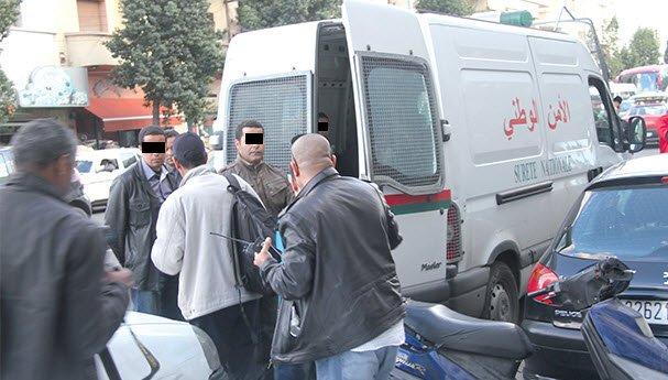 عاجل: اعتقال لصين سرقا هاتف ومحفظة نقوذ من سيدة بمدارة باب أحمر بمراكش