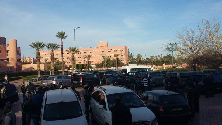 المكتب الجهوي للنقابة الوطنية للنقل السياحي بالمغرب يعقد جمعه بمراكش