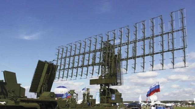 روسيا تطلق رادارًا جديدًا يمكن أن تصل قدرته إلى مراقبة أجواء المغرب
