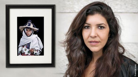 اصابة المصورة المغربية ليلى العلوي في هجوم تنظيم القاعدة على العاصمة البوركينابية واغادوغو