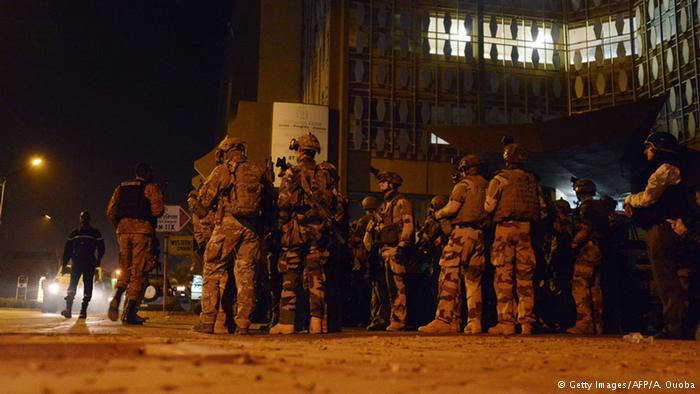 المغرب يدين الهجمات الارهابية بواغادوغو و يعبر عن تضامنه مع الشعب البوركينابي