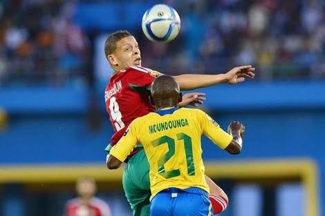 المنتخب المغربي للمحليين يكتفي بنقطة واحدة في أولى مباريات