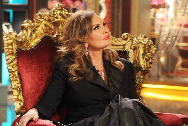 الممثلة المصرية