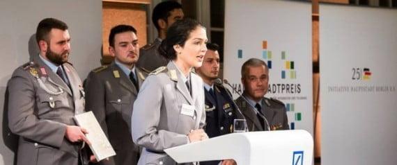 جندية المانية: أنا مولودة في هانوفر وليس في مراكش والأخلاق ليست إنجازاً ألمانياً