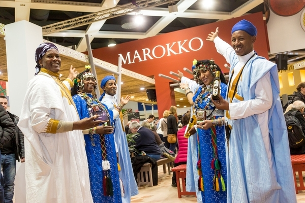 قناة ألمانية: المغرب نجم معرض