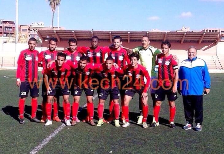 أولمبيك مراكش يفتتح معسكره التدريبي بتعادل سلبي مع فريق تونسي بمراكش + تفاصيل