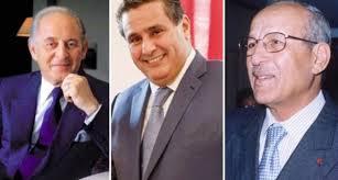 أخنوش وبنجلون والشعبي ضمن أغنى 50 عربي في 2015
