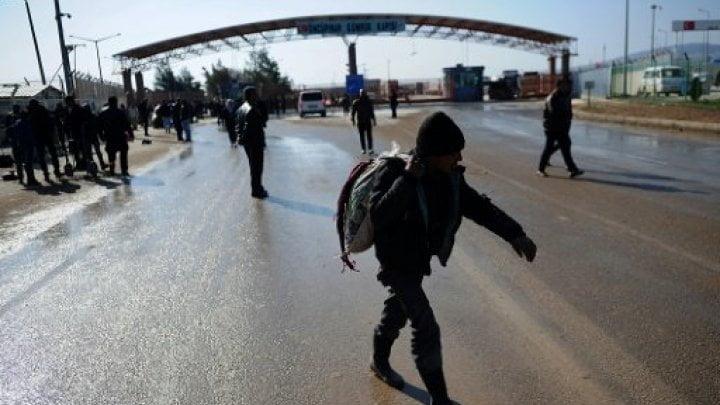 مقتل شخص واحد على الأقل بتركيا نتيجة قصف مصدره