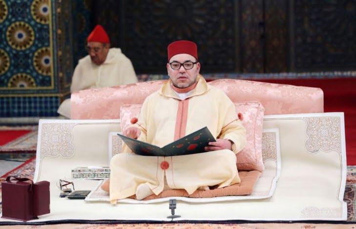 الملك محمد السادس يترأس غدا بالرباط حفلا دينيا إحياء لذكرى وفاة الحسن الثاني