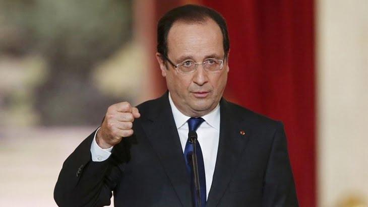الرئيس الفرنسي فرونسوا هولاند يكرم روح المصورة المغربية ليلى العلوي