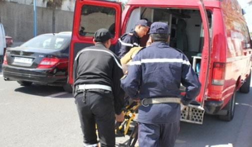 هذا هو عدد القتلى والجرحى في حوادث السير بالمناطق الحضرية خلال الأسبوع الماضي