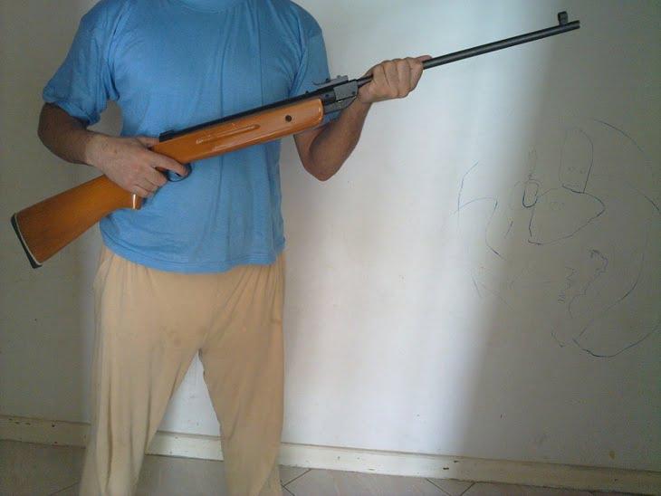 توقيف شخص مخمور يحمل بندقية وهو بصدد تنفيذ هجوم ناري على مجموعة من الأشخاص بآسفي