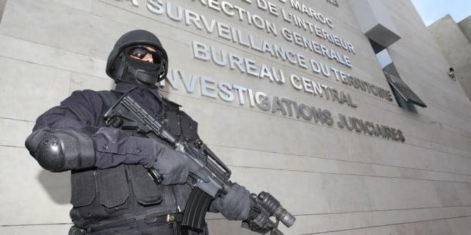 """اعتقال متطرفين موالين لـ""""داعش"""" بطنجة خططوا لتنفيذ عمليات مسلحة فوق التراب الوطني"""