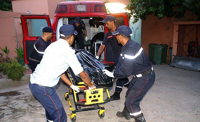 سيارة تتسبب بمقتل أربعيني في حادثة سير مروعة بمراكش