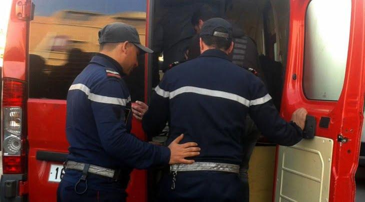 مصرع ثلاثة أشخاص وإصابة شخص آخر بجروح في حادثة سير خطيرة