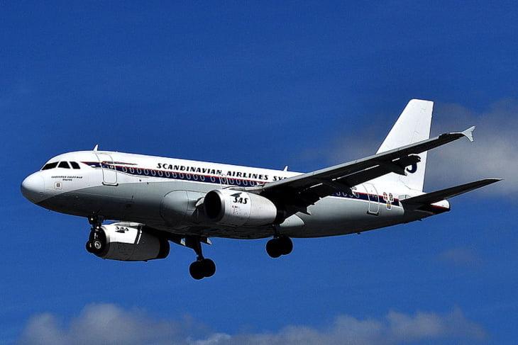 هبوط طائرة اضطراريا في مطار غوتنبرغ بسبب تهديد بوجود قنبلة