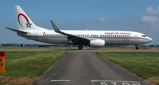 تحويل وجهة عدد من الرحلات المبرمجة بمطار الرباط سلا بسبب خروج طائرة عن المدرج