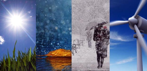 هذ توقعات أحوال الطقس ليوم غد السبت بمختلف ربوع المملكة