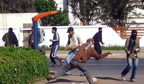 عاجل: سقوط جرحى إصابة أحدهم خطيرة في مواجهات دامية بين مجموعة من الطلبة بمراكش