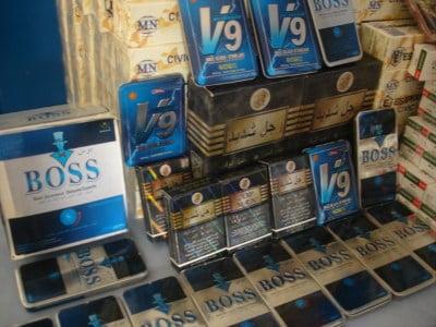 بالصور: الجمارك تحجز مهيجات جنسية ومواد سامة بمحل تجاري بأكادير