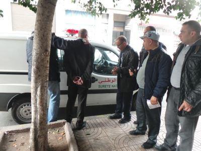 توقيف محتال ينتحل صفة مفتش للشغل للنصب على ضحاياه