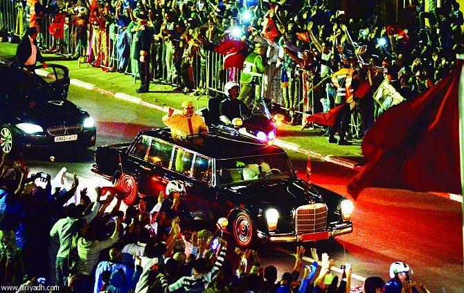 الملك محمد السادس يعود للأقاليم الجنوبية للمملكة في هذا الموعد