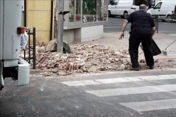 إصابة 15 شخصا في مليلية المحتلة جراء الهزة الأرضية التي ضربت في البحر المتوسط