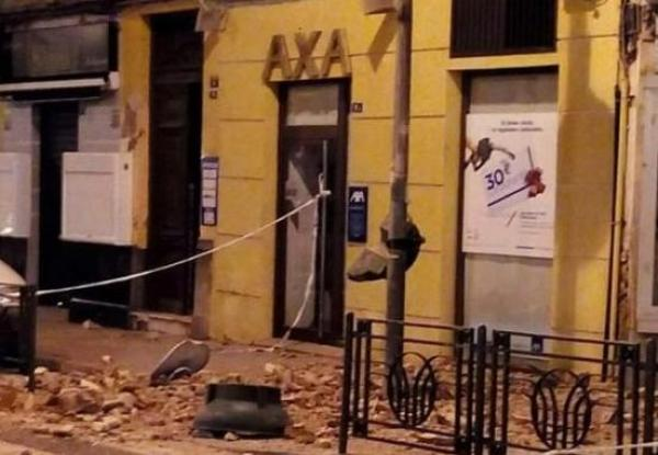 السلطات الإسبانية تعلن عن إغلاق المدارس بعد الزلزال و انقطاع الكهرباء في مليلية