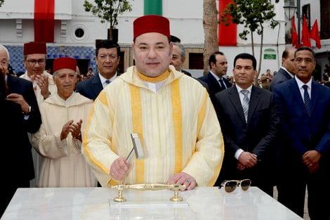 الملك محمد السادس يطلق مشاريع كبرى بالبيضاء تفوق قيمتها 8.5 مليار درهم