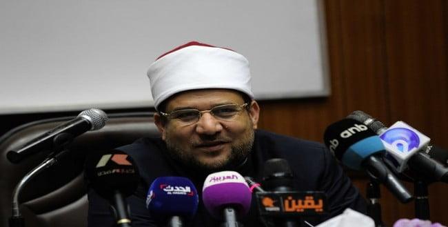 الوفد المصري المشارك في مؤتمر حقوق الأقليات الدينية يقوم بجولة في مراكش